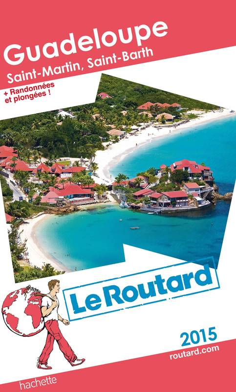 Guide du routard Guadeloupe